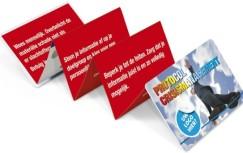 VouwCard crisismanagement