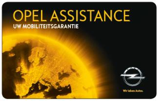 Opel mobiliteitspas
